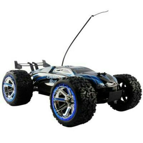 Rc Nqd Truggy Landbuster 4wd Scale 1:12