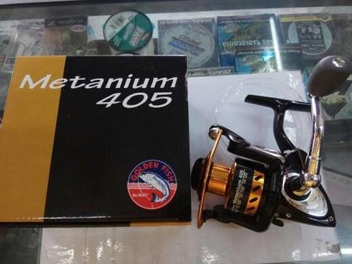 reel pancing golden fish metanium 405