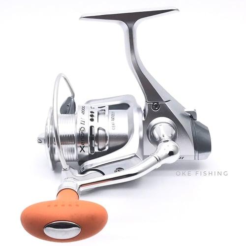 Reel Pancing Ryobi Xenos-3 3000 6 bb/ball bearing
