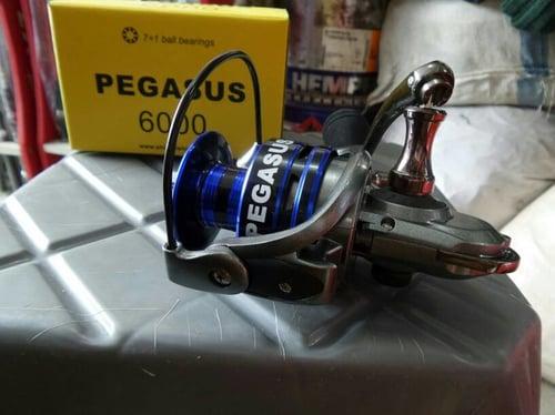 Reel Shino Pegasus 6000