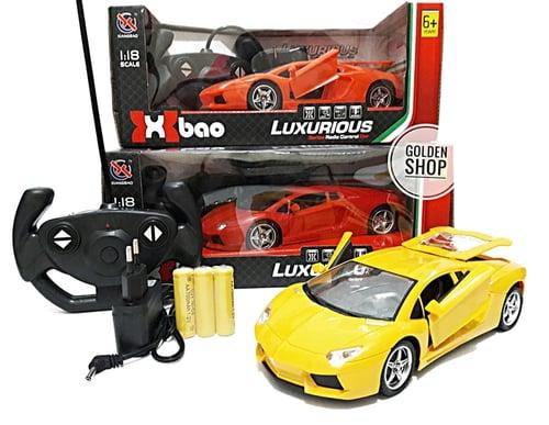 Rc Car Luxurious Scale 1:18