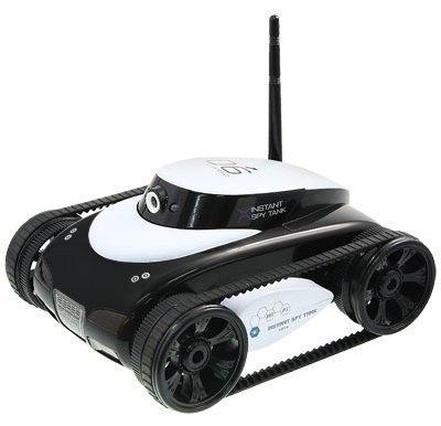 Wifi Spy Tank With Video Jakartahobby