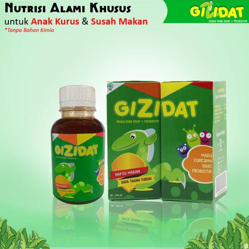 Gizidat Plus Probiotik