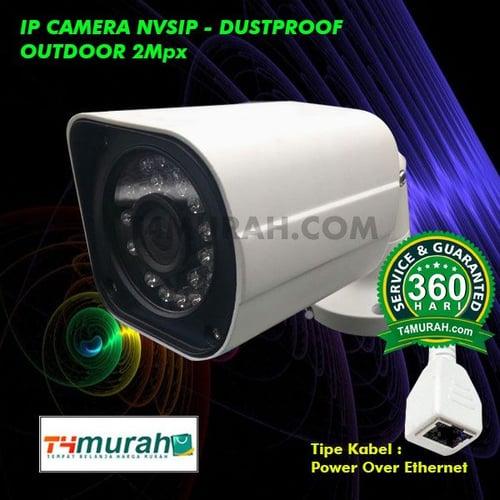 IP Camera NVSIP - OUTDOOR 1.3 Mega Pixel Tipe POE