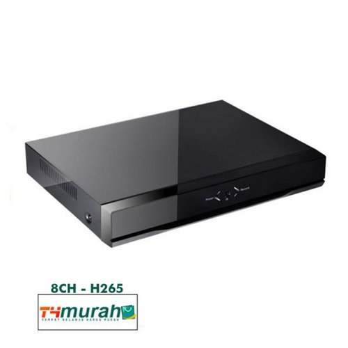 NVR 8 Channel H265 - Support ONVIF, P2P - Support IPCam 4.0 MP 1520P - Support Iphone/Android - NVSIP
