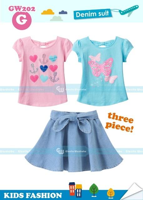 GW.3 in 1 Sailor Love Butterfly