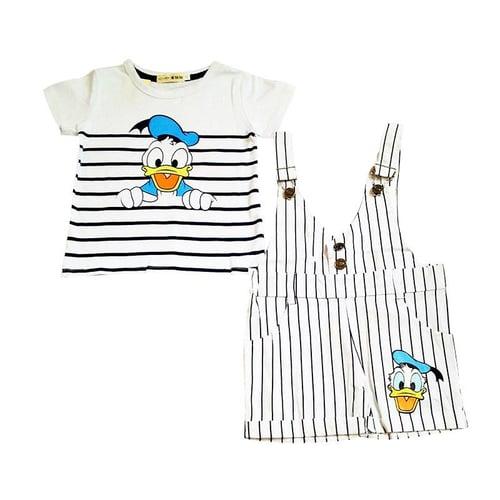 Hi-MM Overall Donald Setelan Pakaian Anak