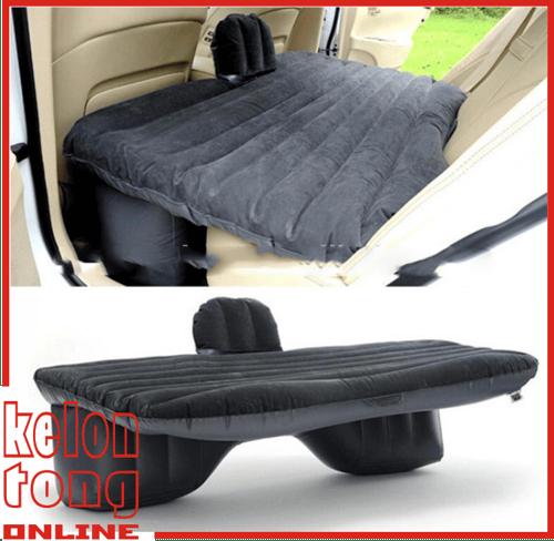 Kasur Matras Angin Mobil untuk Travel - Inflatable Smart Car Bed - Multiwarna