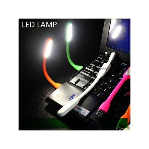 [ Lampu USB ] LED Colok Powerbank Warna Praktis lampu baca usb murah
