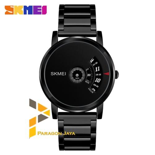 SKMEI Analog Watch Stainless Black 1260