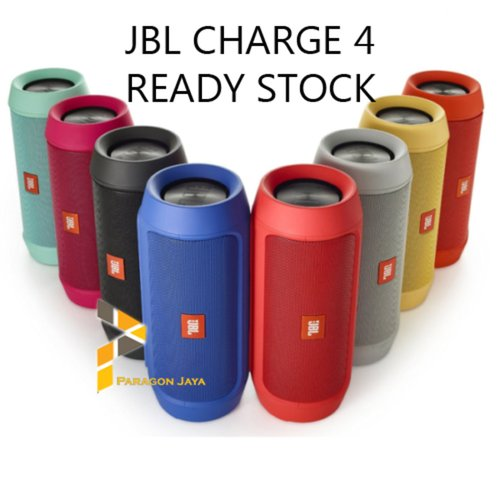 harga JBL Charge 4 Portable Bluetooth Speaker Splash Proof Charge 2 Charge 3 Ralali.com
