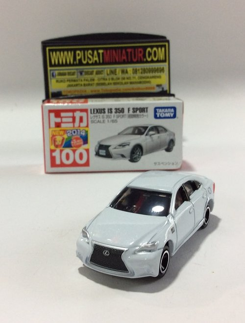 TOMICA Lexus Is 350 F Sport Regurler