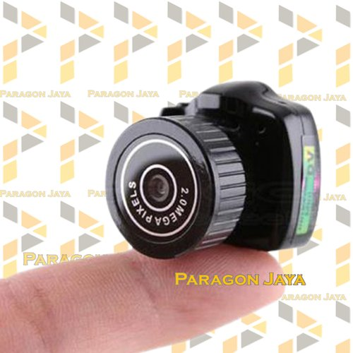 Spy Camera Super Mini Y2000