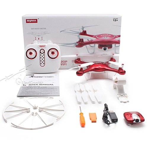 SYMA Drone WIFI Real Time X5UW