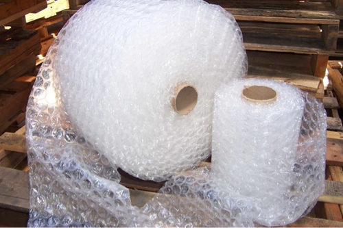 Tambahan Bubble Wrap