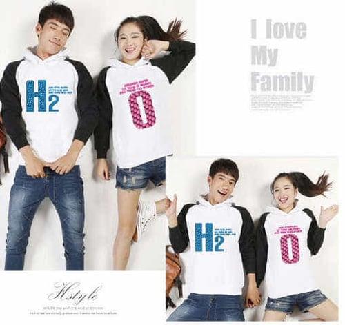 TERLARIS!![CP H20 FT] sweater couple babyterry putih
