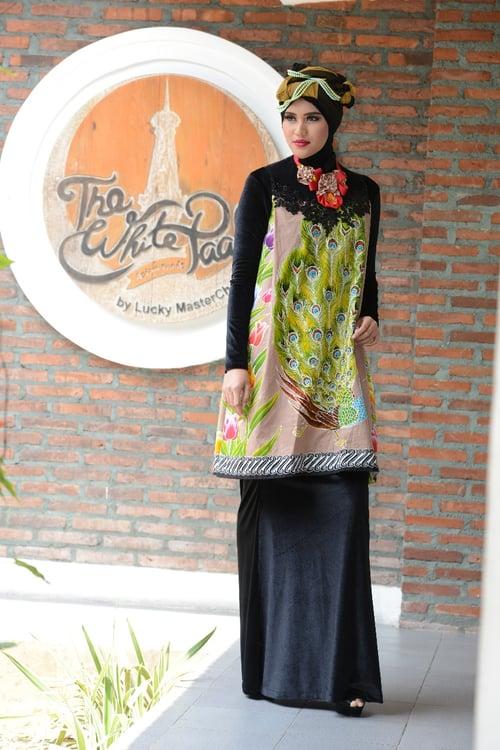 MLK Baju Wanita Batik 702