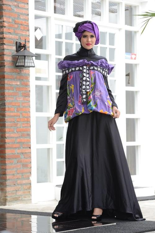 MLK Baju Wanita Batik 711