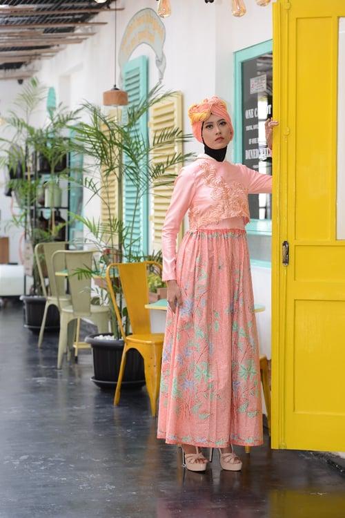 MLK Baju Wanita Batik 719
