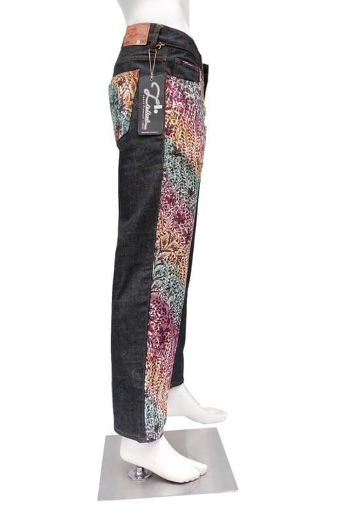 MLK Jeans Batik Cap dan Kombinasi Pria