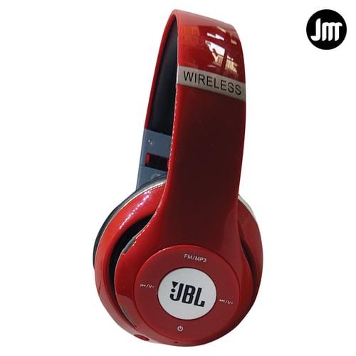 Headphone Headset Earphone Handsfree OEM JBL YX-010 Extra Bass - Merah Free Spinner