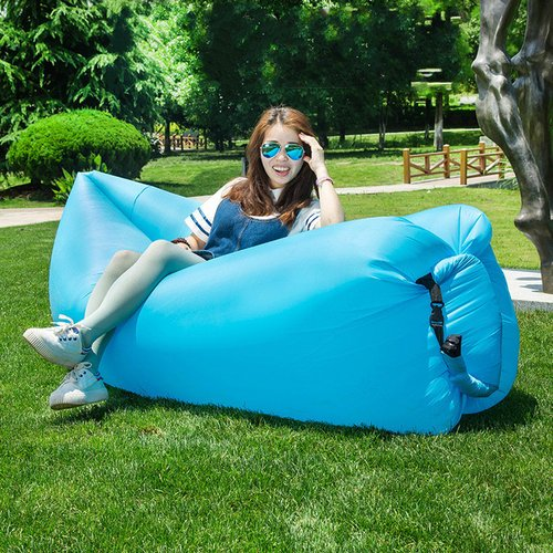 harga LAZYBAG LAZY BAG KASUR ANGIN SOFA KASUR KURSI ANGIN AIR LAY BED LAMZA Ralali.com