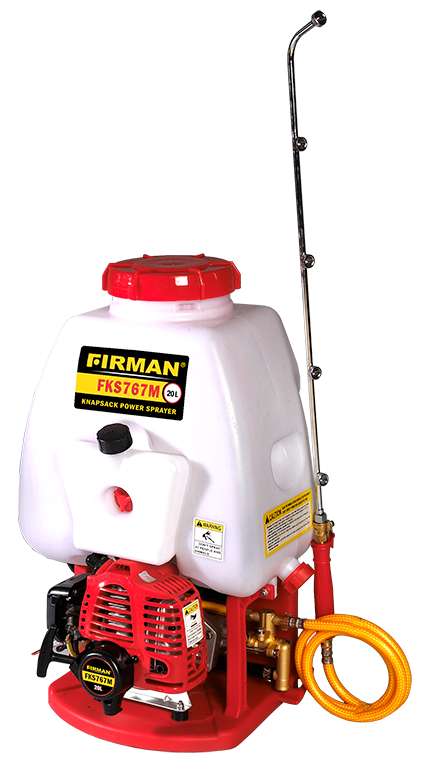 FIRMAN Knapsack Power Sprayer FKS 767 M
