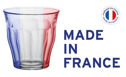 DURALEX Picardie Tumbler Whisky Coffee and Tea 360ml