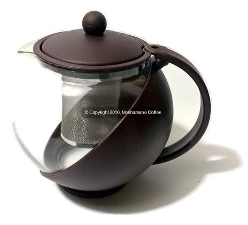 Teko Saring teh / Teapot / Tea coffee pot Fiorenza 1250 ml