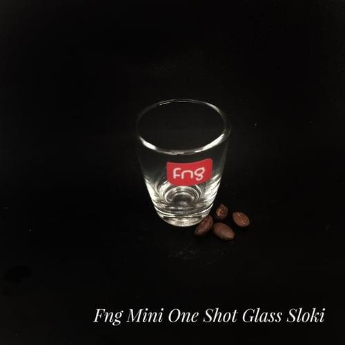 FNG Mini Soju Tea and Coffee One Shot Espresso Glass 40ml