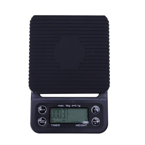 MOKHA Electronic Coffee Scale with Timer 3kg