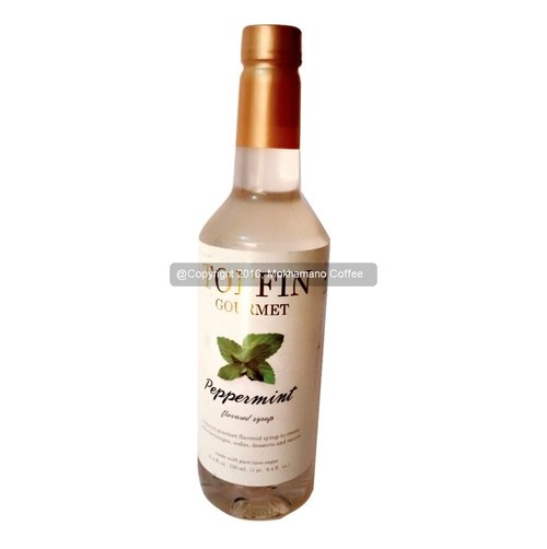 TOFFIN GOURMET Syrup Pepermint 750ml