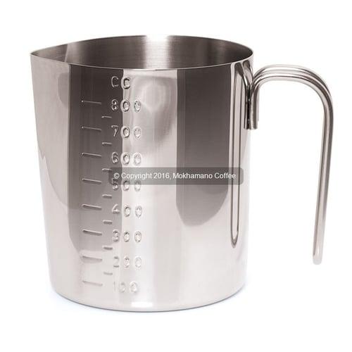 Zebra Milk Jug/ Mug Susu Stainless/Tempat Pembuih Susu 800ml - 26 Oz