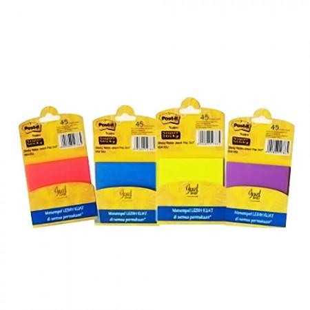 POST IT Super Sticky Notes 654 SSJ 3 x 3 45sh 7100009546