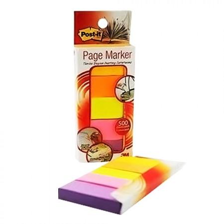 POST IT Pagemarker Assrt 671 5ANL 0.57 X 2 7000040189