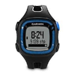 GARMIN Forerunner 15 Bundle LG Blue Black