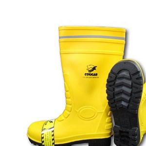 Cougar Sepatu Boot Gumboot Yellow 1911