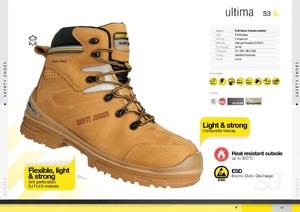 Safety Jogger Sepatu Ultima