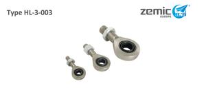 ZEMIC Mounting bearing for H3/H31A LCA-HL-3-003-100/150kg