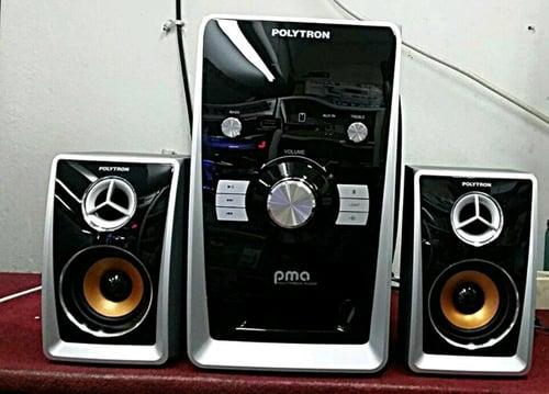 POLYTRON MultiMedia Speaker Bluetooth PMA9501 PMA-9501