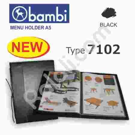 BAMBI A5 Menu Holder 7102
