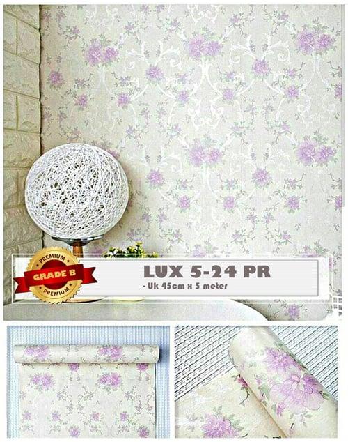 Wallpaper Stiker LUX 5-24PRB 45cm X 5m