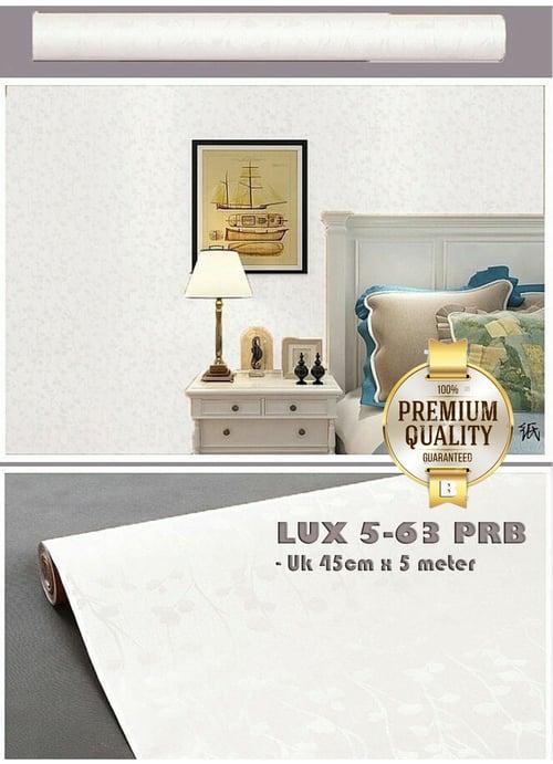 Wallpaper Stiker LUX 5-63PRB 45cm X 5m