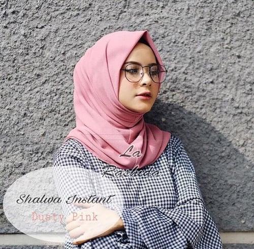 Jilbab Instan Shalwa