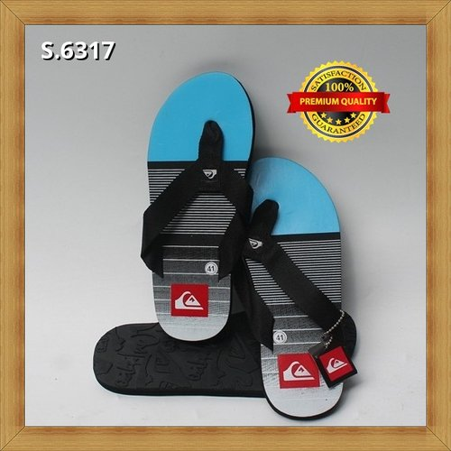 Sandal Distro branded Quiksilver / s.6317 | Grosir & Supplier Sandal