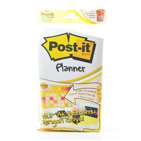 POST IT DB Organizers Planner 730 PLA 7000043650
