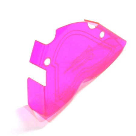 Tutup Gir Acrylic Vixion Pink