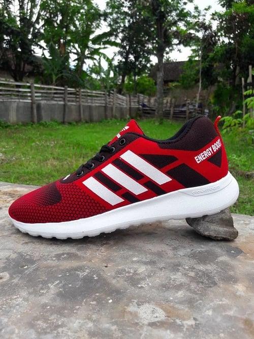 ADIDAS Sepatu Jumbo Energy Boost Merah