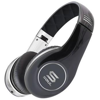 Soul By Ludacris Headphones SL150 - Black