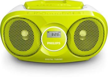 Philips AZ215 Soundmachine Green
